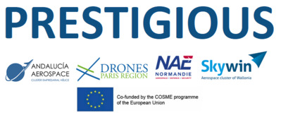 5-logos-cluster-drones-prestigious