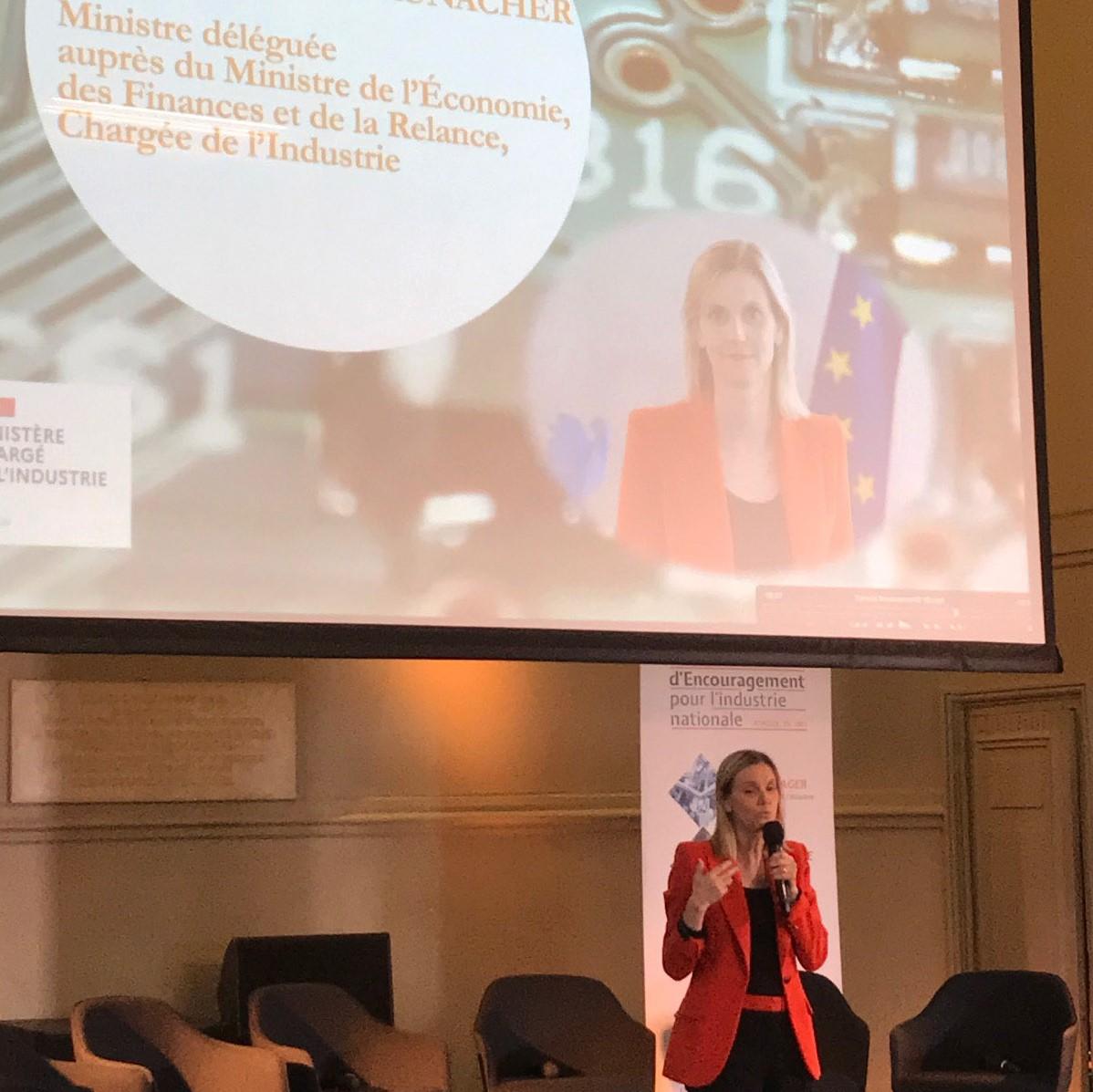 AgnesPanier-rumacher-ministre-Eco-20201029-carre-l