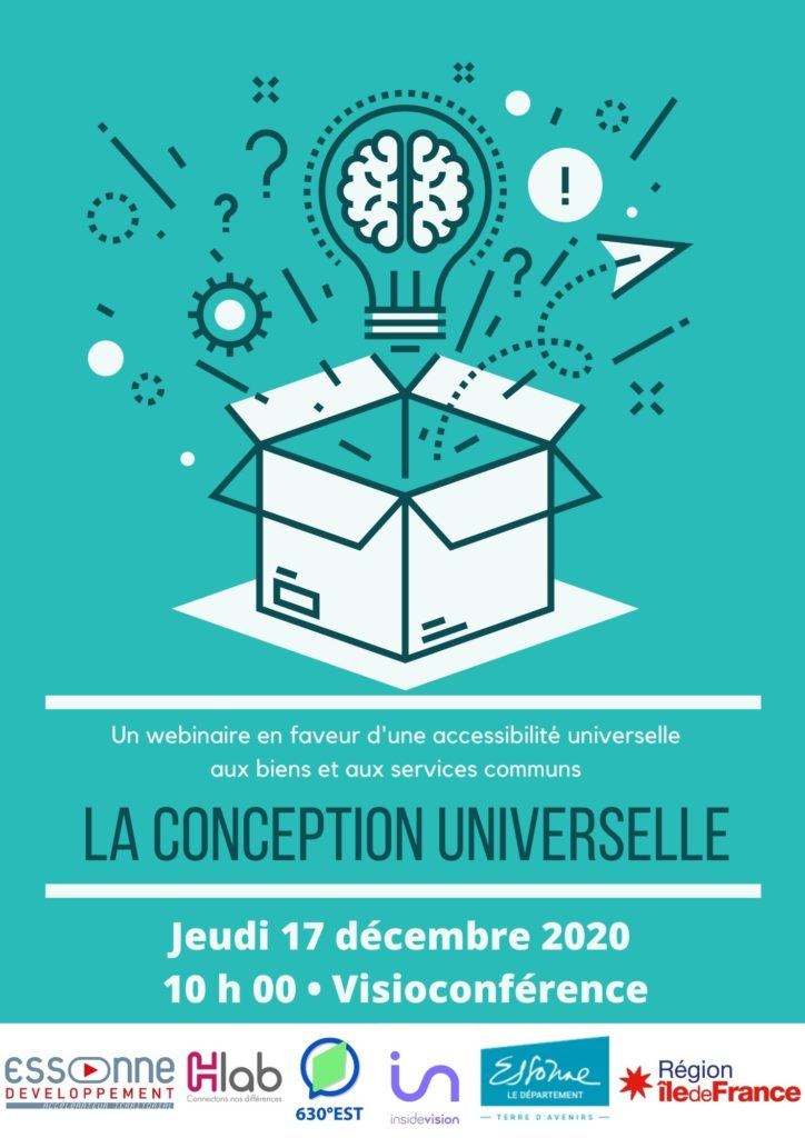 Turquoise Conception Universelle Conférence Programme (1)